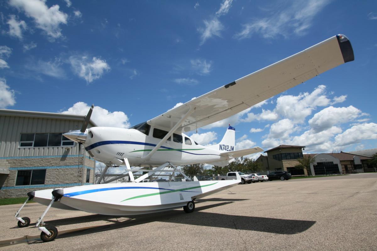 SOLD 2001 Cessna T206H Amphibious