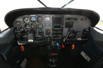 N742JM avionics
