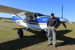 Boss 182 Lycoming IO-580 Owner and Aircraft