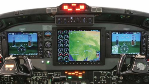 Garmin G1000 Transformation in King Air