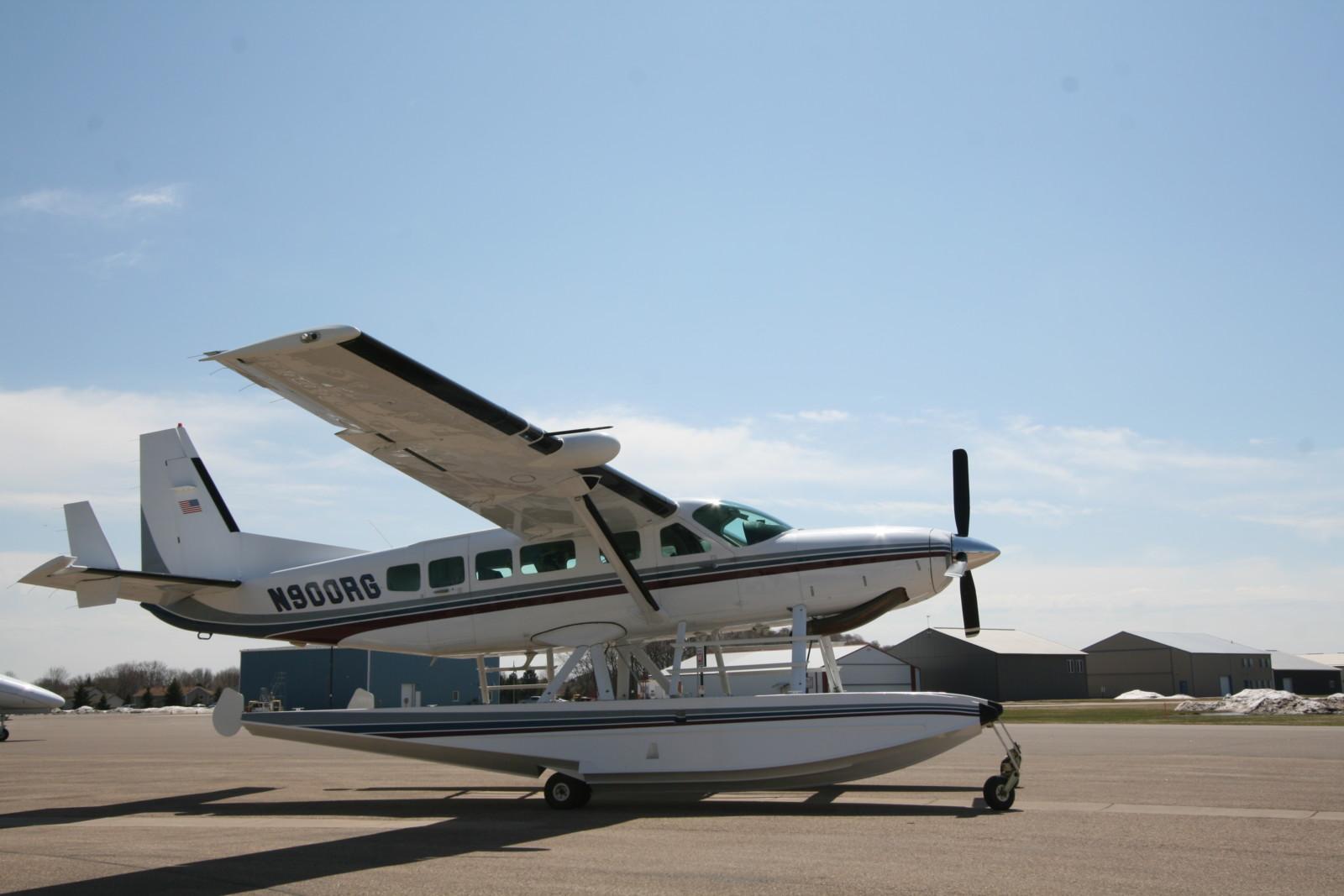 1998 cessna caravan amphibious wipaire  inc Cessna 208 Caravan Amphibian Maintenance Manual Cessna Grand Caravan Interior