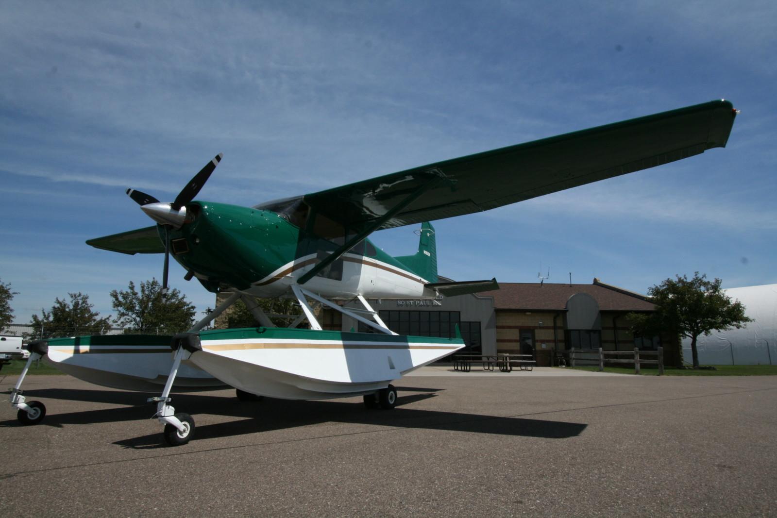 SOLD 1980 Cessna A185F Amphibian | Wipaire, Inc
