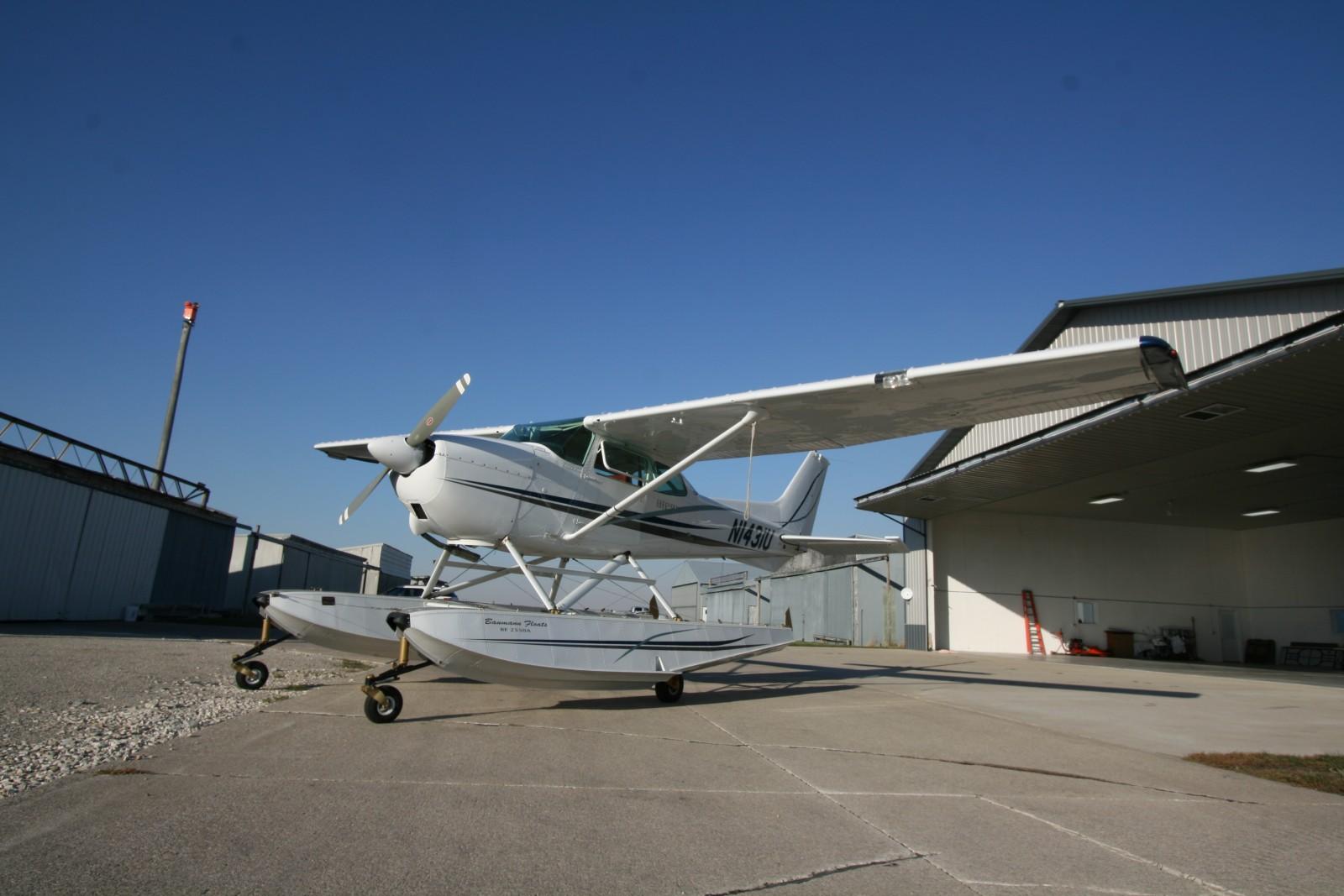 SOLD 1976 Cessna 172M Amphibious | Wipaire, Inc