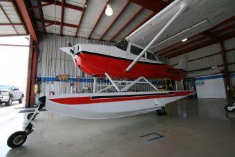SOLD – 1971 Cessna 172L Amphibious