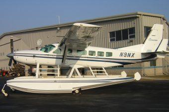 SOLD – 1988 Cessna Caravan Amphibious