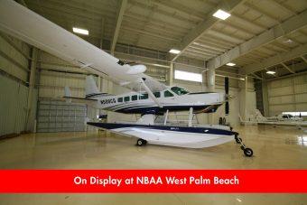2018 Cessna Caravan Amphibious