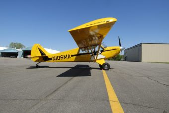 SOLD 2003 Aviat Husky A-1B