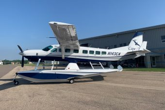 SOLD – 2019 Cessna Grand Caravan EX Amphibious