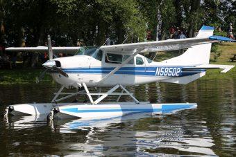 SOLD – 1974 Cessna U206F Amphibious