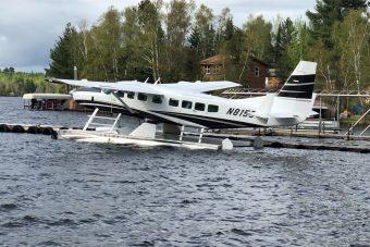 2013 Amphibious Cessna Grand Caravan EX