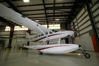 2011 Amphibious Cessna Caravan