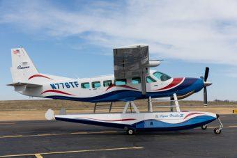 2008 Amphibious Cessna Caravan