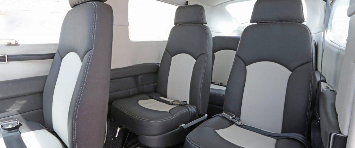 Cessna 210 Interior Refurbishment by Wipaire
