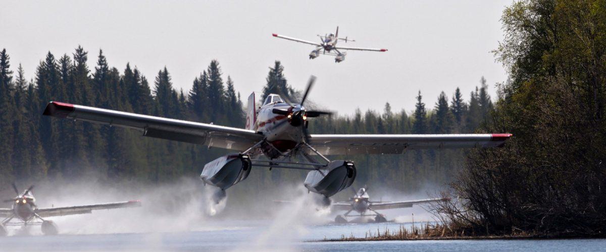 Fire Boss Fleet Scoop in Canada