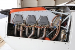 Boss 182 - Lycoming IO-580 Engine Conversion by Wipaire
