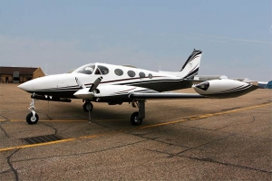 Cessna-340-Paint-A-Whole-New-Animal